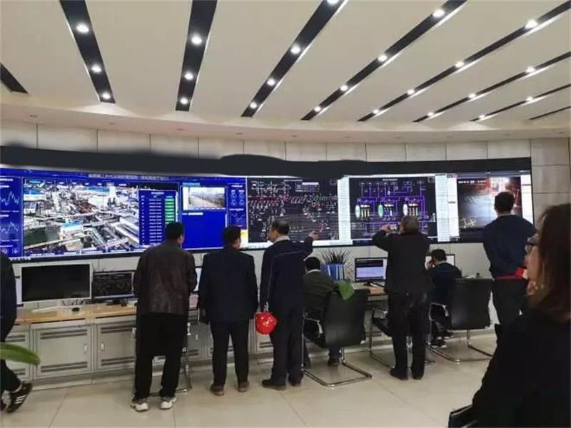生产监控中心